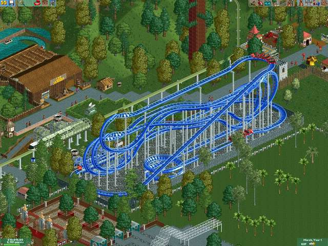 Roller Coaster Tycoon 2 Free