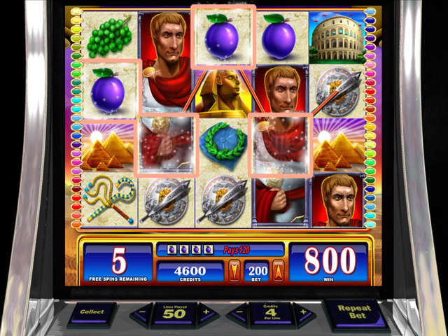 slot machine gratis egypt