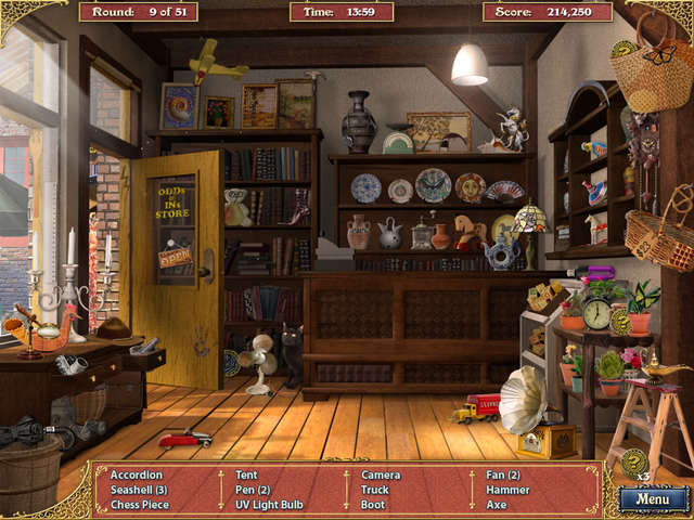 Big city adventure london classic gamehouse for Classic house genre