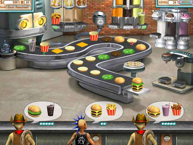 Play Burger Shop Double Pack