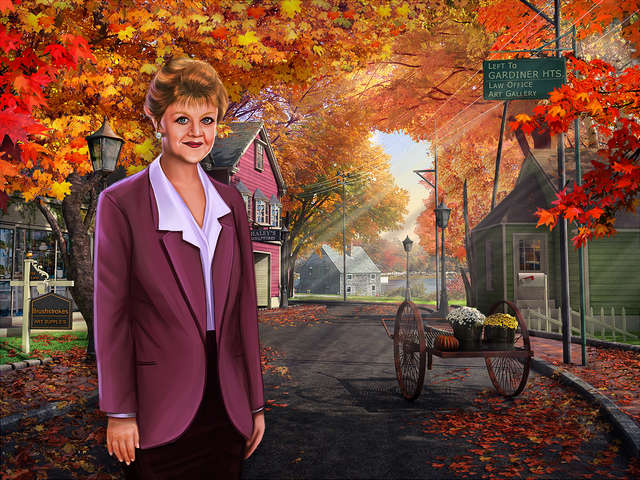 Play Murder, She Wrote 2 - Return to Cabot Cove