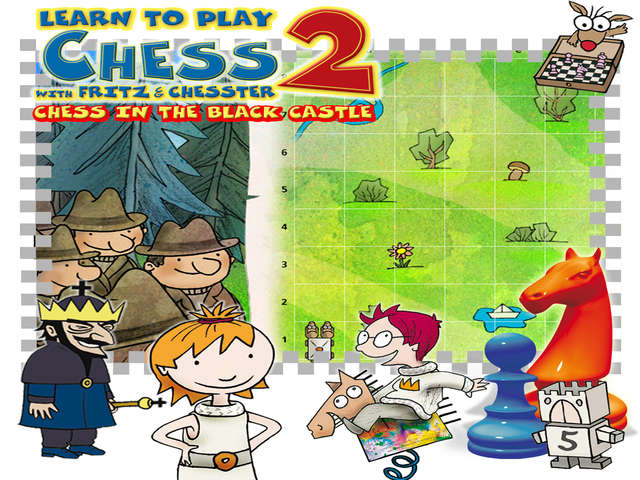 Learn to Play Chess with Fritz & Chesster: Chess Complete ...