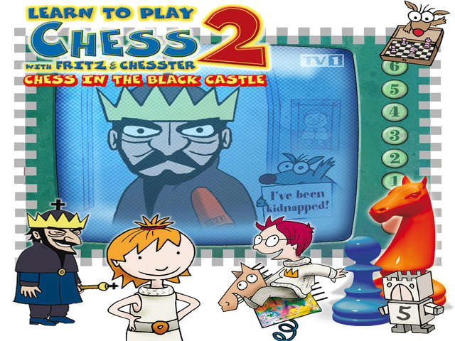 Learn to Play Chess with Fritz & Chesster (E)(SQUiRE) ROM ...