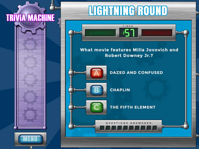 Play Trivia Machine Reloaded