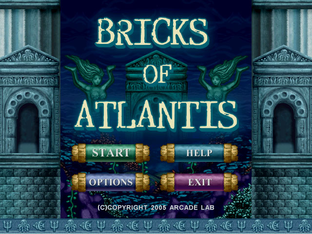 Play Bricks of Atlantis