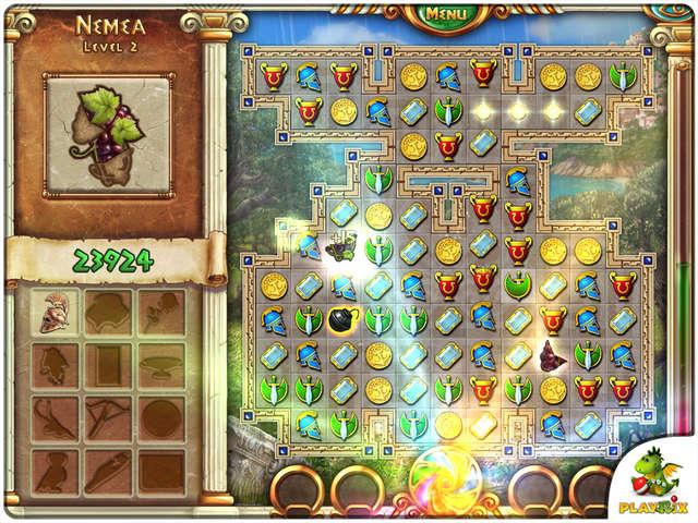hercules free online games
