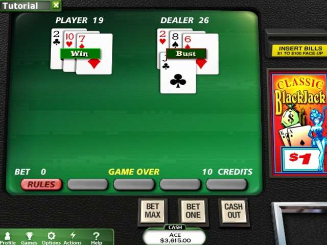 Play Hoyle Casino Collection 3