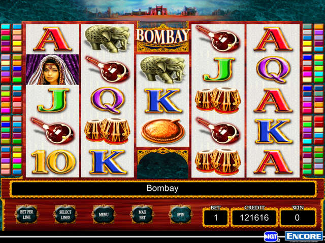 bombay slot machine free download