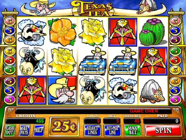 free slots games texas tea