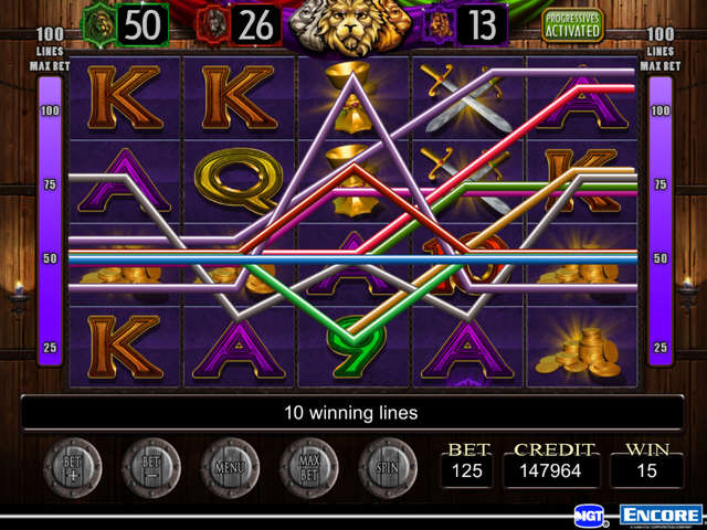Play IGT Slots Three Kings