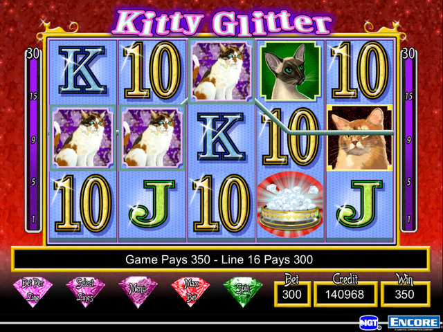 free slot machines kitty glitter