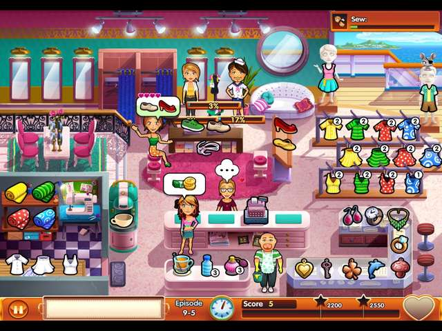 Play Delicious - Emily's Honeymoon Cruise Platinum Edition