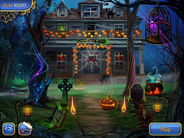 Happy halloween slot