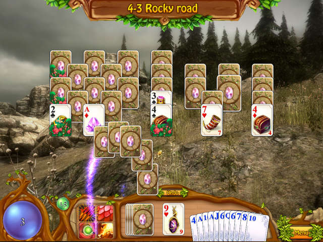 Play Heroes of Solitairea