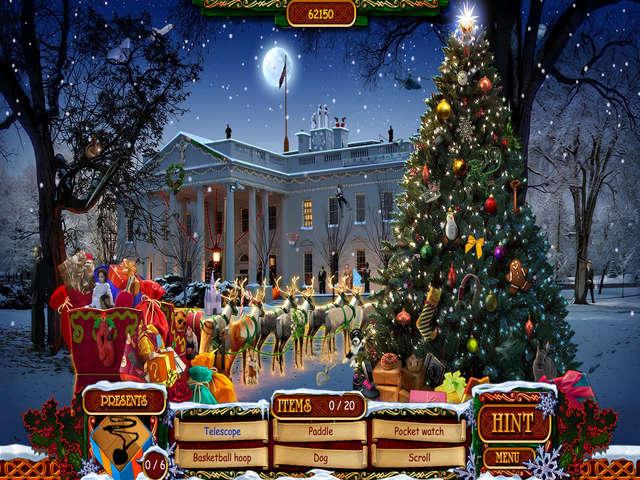 free christmas wonderland game
