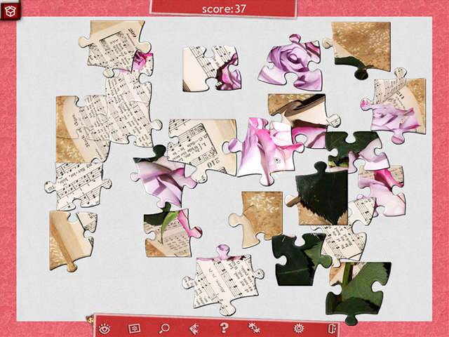 Play Holiday Jigsaw Valentine's Day