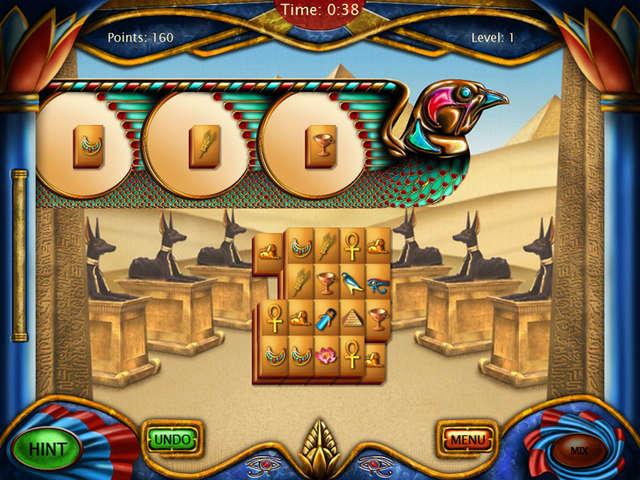 Art Mahjongg Egypt 6
