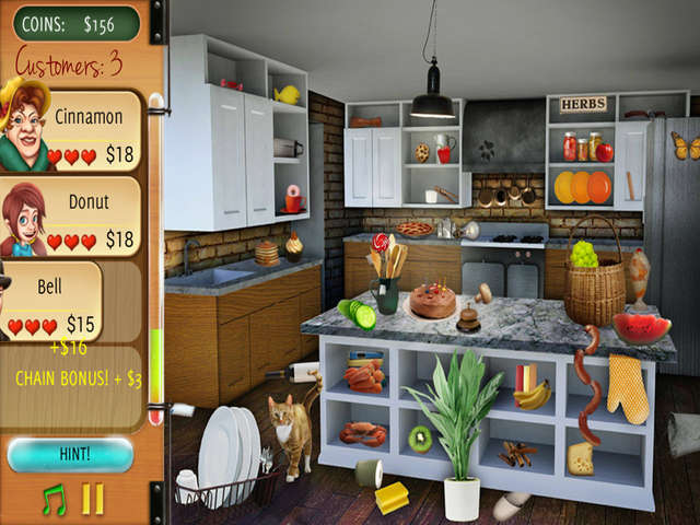 Play Hidden Object - Home Makeover