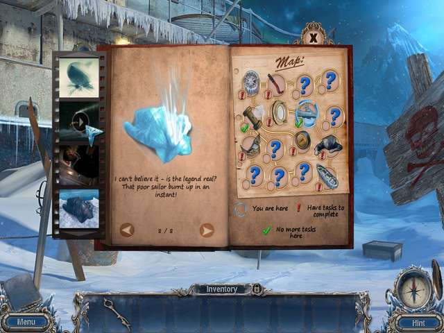 Play Mystery Expedition - Prisoners of Ice