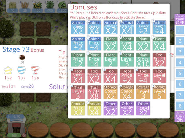 Play Farm Fables Strategy Enhanced