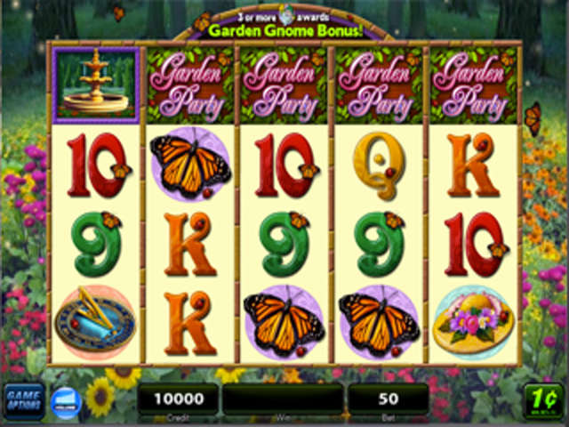 Play IGT Slots Garden Party