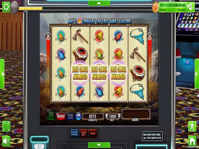 Play IGT Slots 100 Wolves