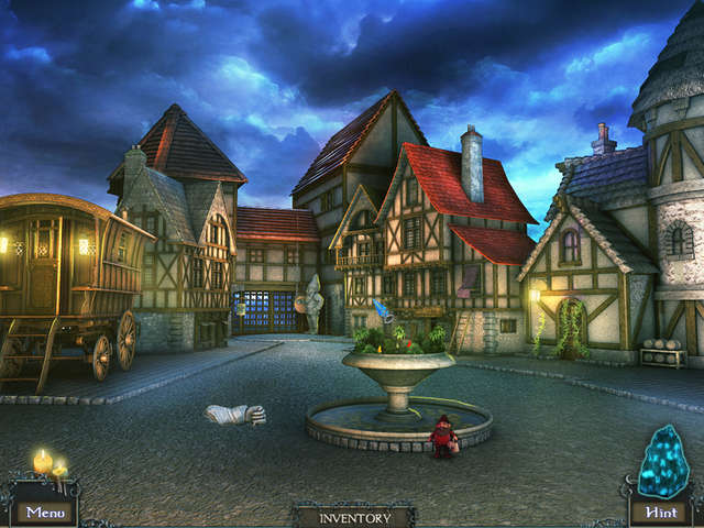 Play Mysteries of Neverville - The Runestone of Light