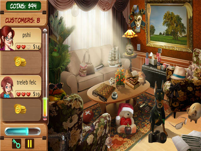 Hidden Object Home Makeover 2 Gamehouse