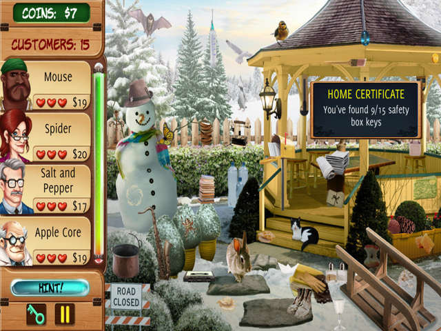 gamehouse free games hidden objects