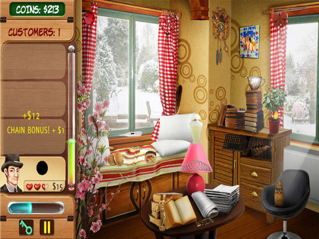 free gamehouse hidden objects