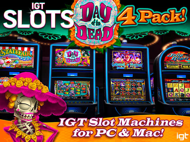 Day of the Dead Slots - IGT Day of the Dead Slot Machine Online