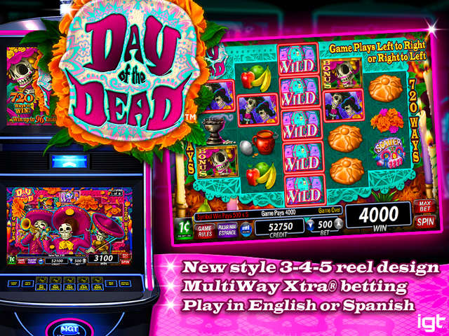 Day of the Dead Slot Machine Online ᐈ IGT™ Casino Slots