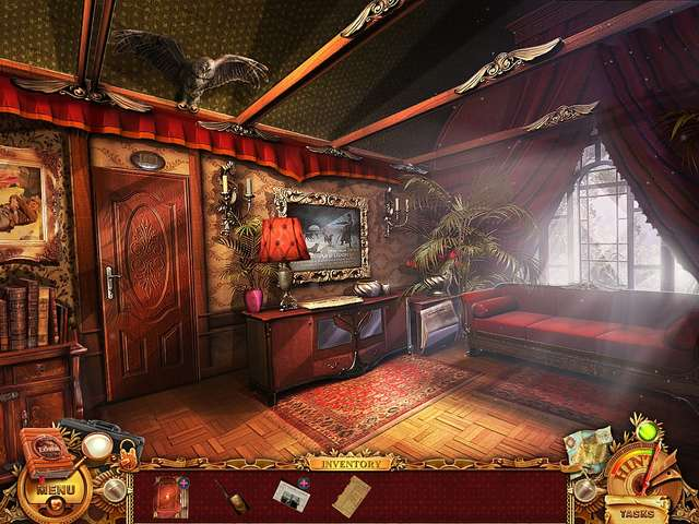 Play Runaway Express Mystery