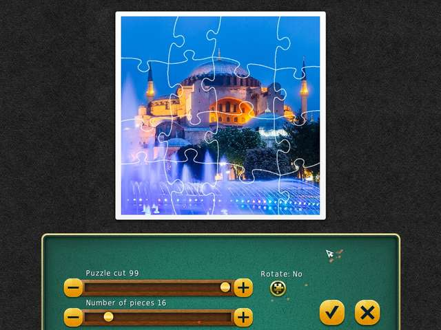 Jigsaw World Tour 3 4
