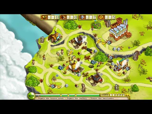Play Flying Islands Chronicles