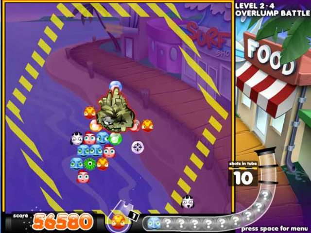 Play Bubble Town