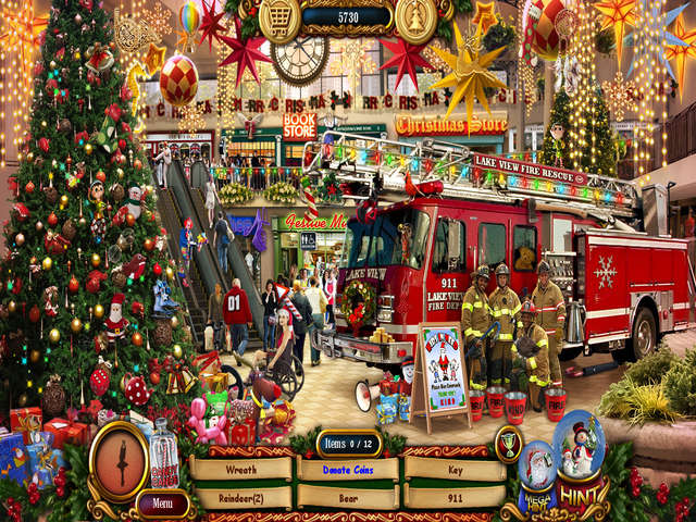 Play Christmas Wonderland 5