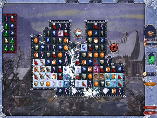 Play Jewel Match Snowscapes