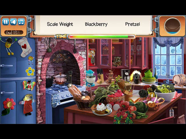 Play Rory's Restaurant - Winter Rush