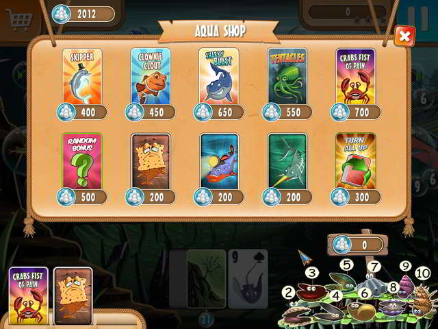 Play Atlantic Quest Solitaire