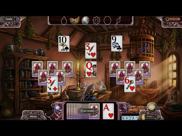 Play The Far Kingdoms - Age Of Solitaire