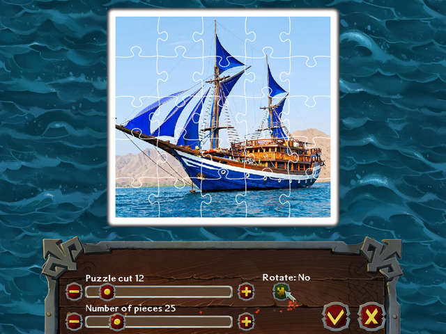 Play Pirate Jigsaw