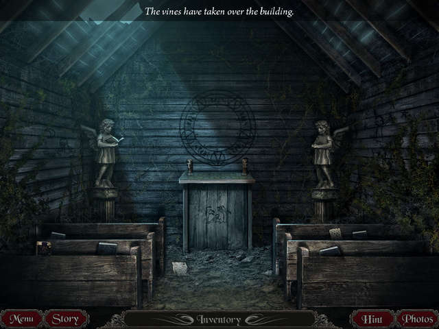witchs prison