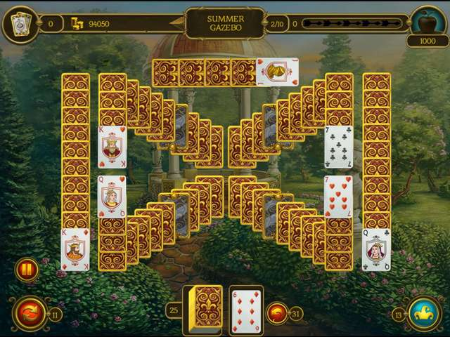 Play Knight Solitaire 3