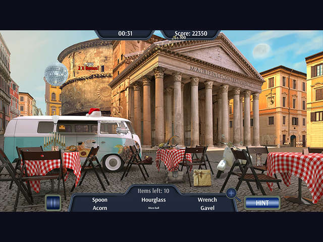 Play Travel Riddles - Trip to Italy
