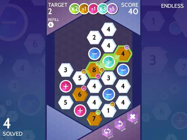 Play Sumico - The Numbers Game