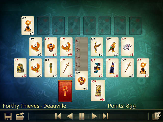 Play Solitaire 220 Plus
