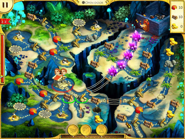 Play 12 Labours of Hercules Super Pack