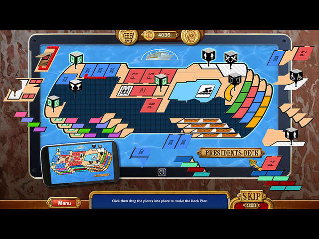 Play Vacation Adventures - Cruise Director 2