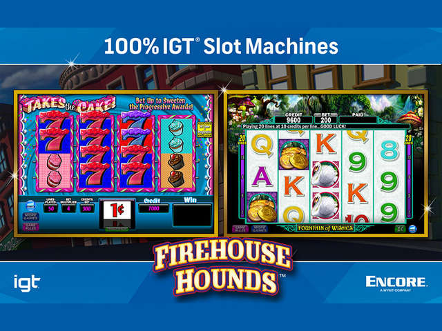 Play IGT Slots Firehouse Hounds Collection